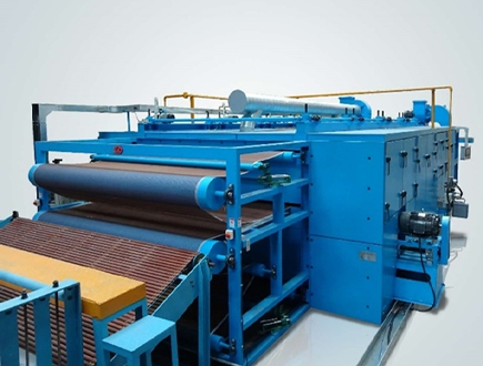 Nonwoven and Fabric Drying Oven Machine