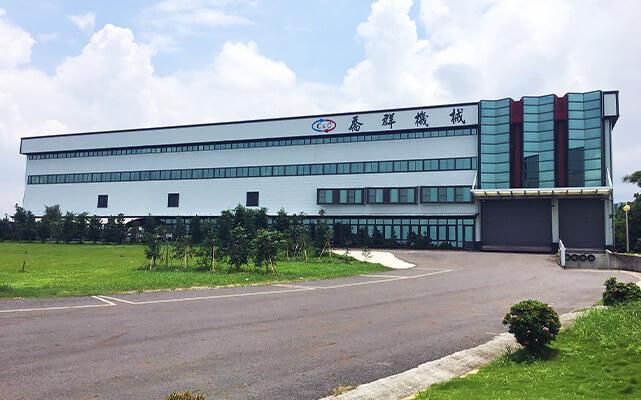 Chao Chiun Quality Non Woven Fabric Making Machines Company