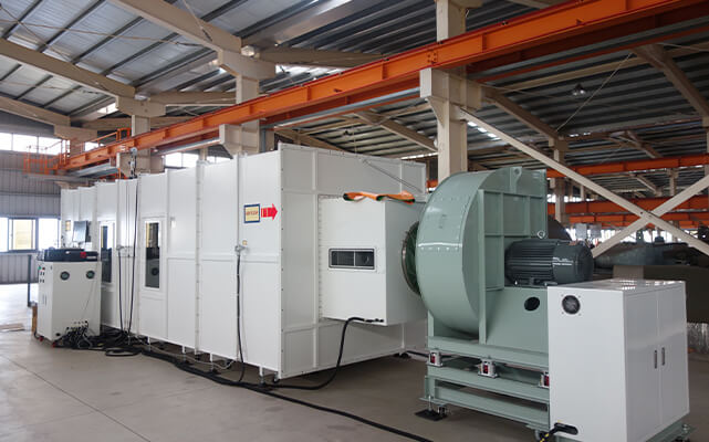 Chao Chiun Production and Testing Equipment for Non Woven Fabric Making Machines