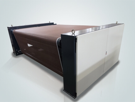 Suction Nonwoven Cooling Machine