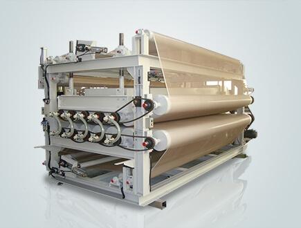 Dual Net Press Nonwoven Cooler