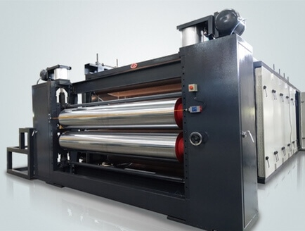 Chao Chiun Two Roll Calender Machine with durable design