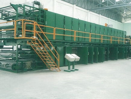 Multilayer Nonwoven Oven