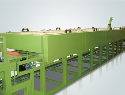 Infrared Nonwoven Oven