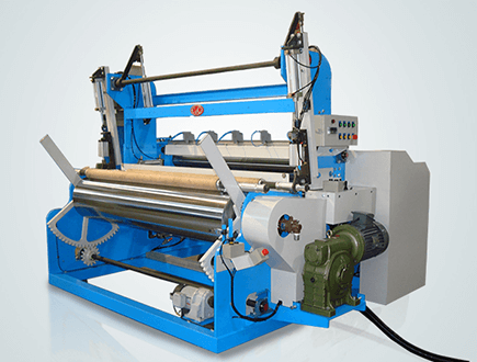 PP Melt Blowing Slitting And Winding Machine